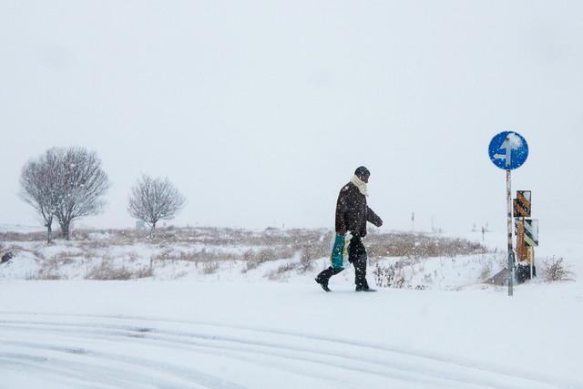 باد و باران و برف ایران را در می نوردد