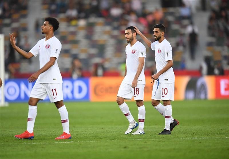 جام ملت های آسیا، ادامه شگفتی سازی قطر در جام هفدهم با صعود به نیمه نهایی، نایب قهرمان دوره گذشته حذف شد