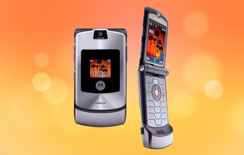 پرطرفدار ترین گوشی های تاشو نوستالژیک