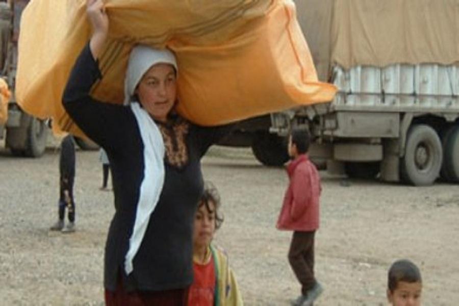 جنگ در طرابلس هزاران لیبیایی را بی خانمان کرد