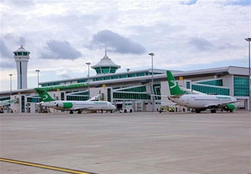 ساخت فرودگاهی جدید در شرق ترکمنستان