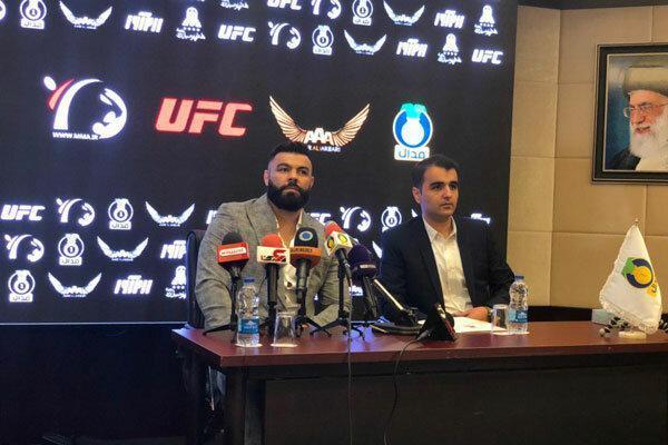 امیر علی اکبری: به زودی پُردرآمدترین ورزشکار در دنیا می شوم