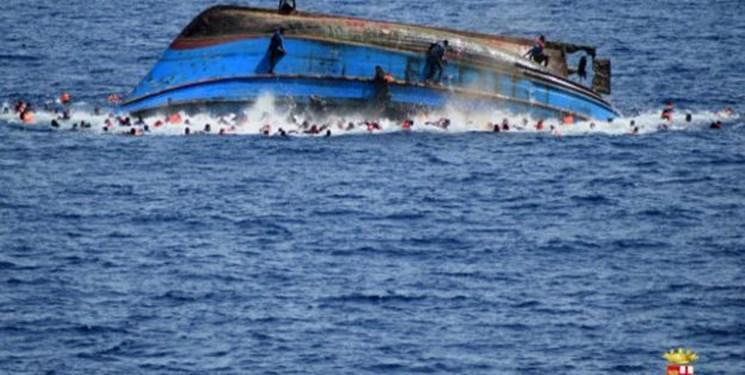 قایقی با 70 مهاجر در ساحل تونس غرق شد