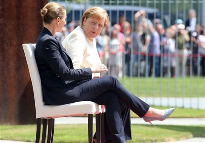 گزارش خبرنگاران ، لرزش های مرکل معمای سیاسی بزرگ آلمان