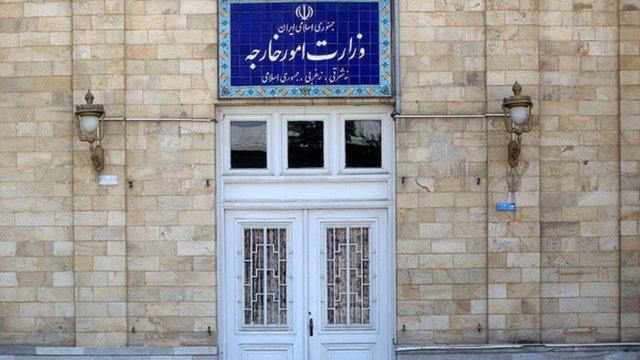 ابراز تأسف و تعجب وزارت خارجه از مطالب مطرح شده در یک برنامه تلویزیونی