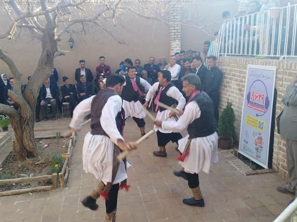 هفت جشن نوروزگاه در شهرستان خلیل آباد برگزار می گردد