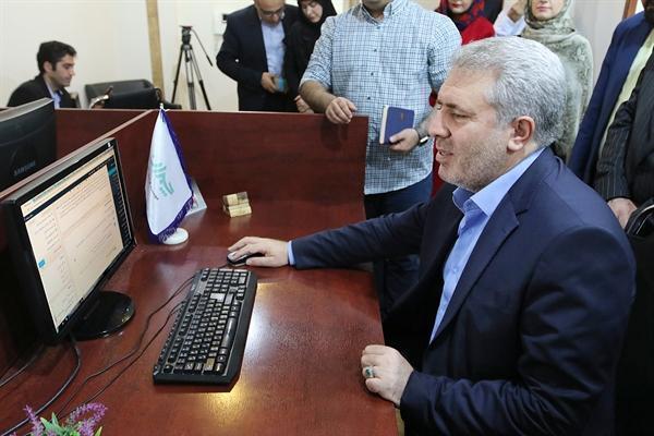 بازدید رئیس سازمان میراث فرهنگی از سایت خبری چمدان
