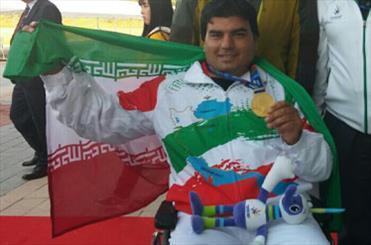 نوری به مدال طلای مسابقات تیراندازی دست یافت