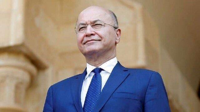 تشکیل دادگاه ویژه بین المللی برای محاکمه داعشی ها، محور ملاقات صالح با تیم بین المللی