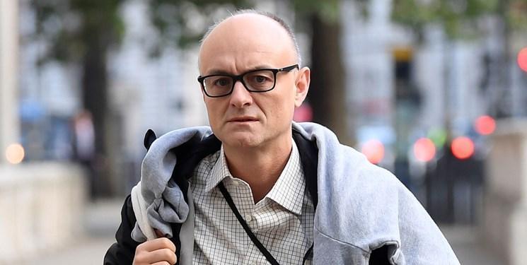 مشاور ارشد دولت انگلیس به دلیل داشتن علائم کرونا به قرنطینه رفت