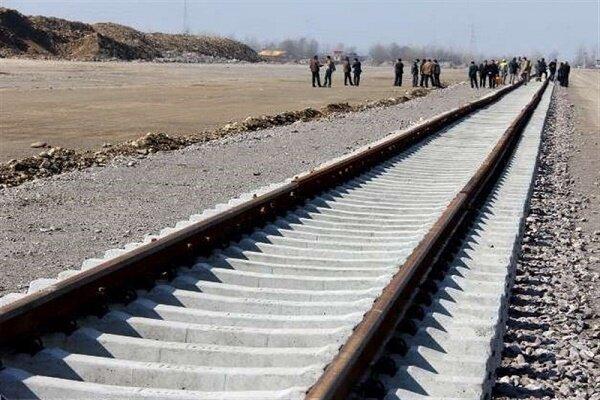 پیشرفت فیزیکی راه آهن گیلان بدون تاخیر