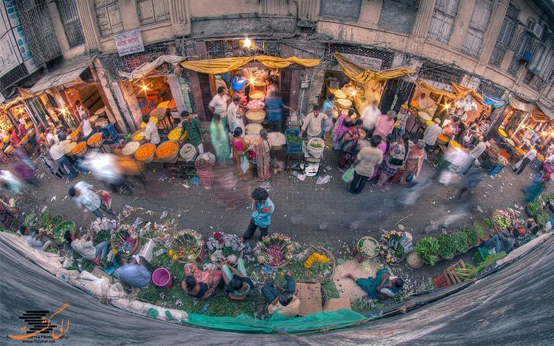 بازار گل دادار بمبئی را در سفر به هند حتما ببینید