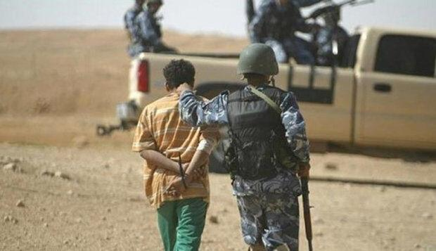 10 تروریست داعش در عراق دستگیر شدند