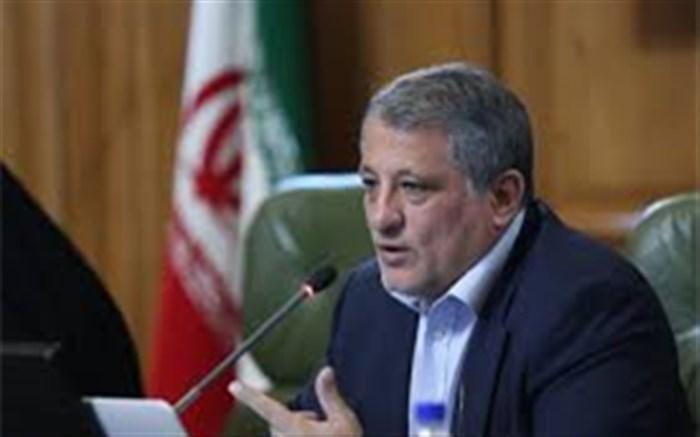 محسن هاشمی: با اجرای پروژه های بزرگ مقیاس محلات فراموش شدند