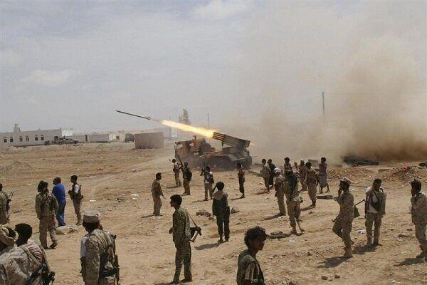 خبرنگاران ادامه پیشروی ارتش و کمیته های مردمی یمن در استان مأرب